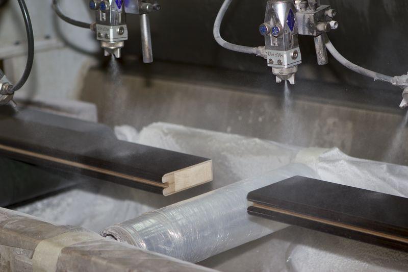 заготовка погонажных материалов