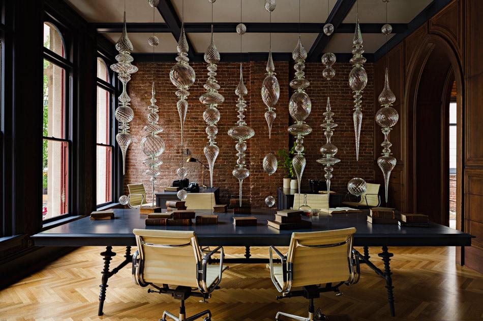 Офис в готическом стиле в Портленде