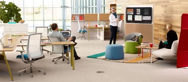 Haworth мебель для офисов