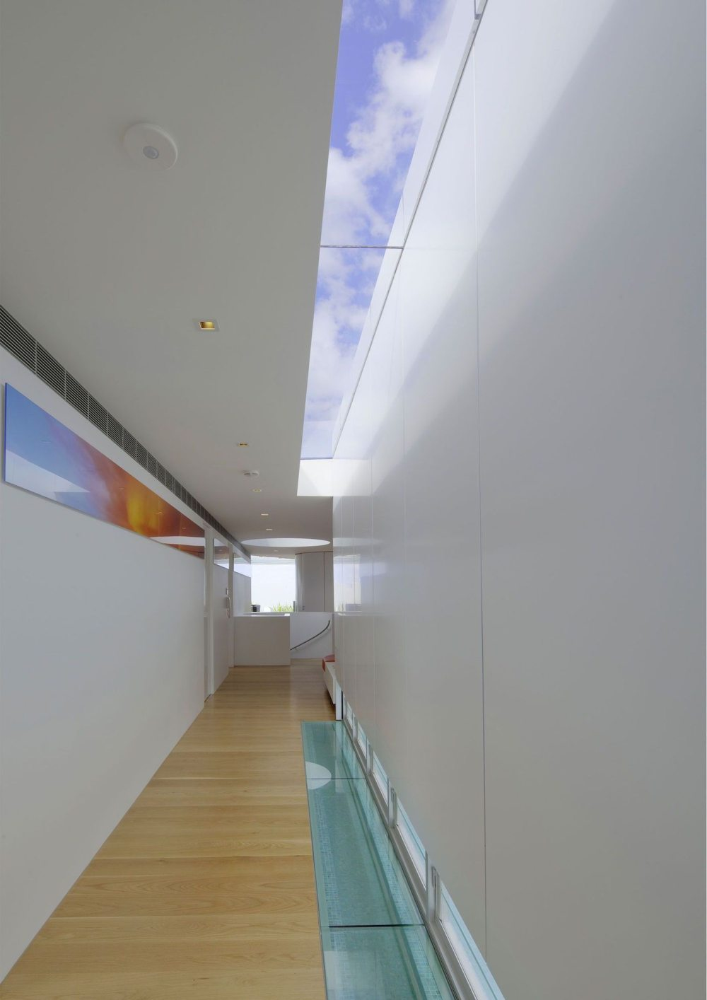 коридор, холл