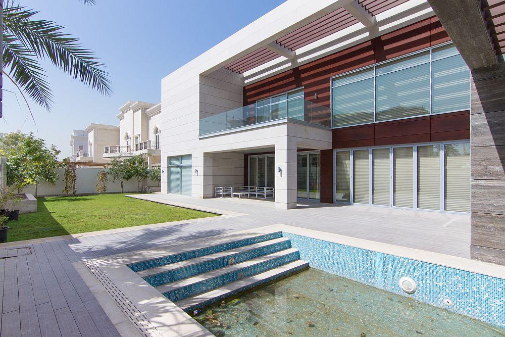 Современная вилла в Дубаи